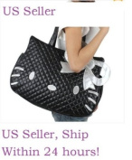 Hello Kitty Baby Nappy Tote Hand Bag Fast Ship From USA