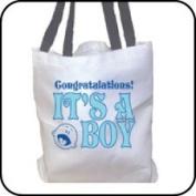 Congratulations! It's a Boy! Totebag