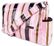 MAYA STRIPE MESSENGER nappy BAG - BABY nappy BAGS