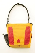 BOB Ironman Stroller Nappy Bag, Yellow