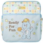 Care Bears Baby Mini Blue Baseball Nappy Bag / Cooler