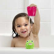 Munchkin Magic Colour Lily Pad Stackers Bath Toy