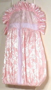 """Jessica McClintock Baby """"Blushberry Dream"""" Nappy Stacker"""