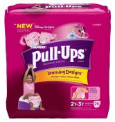 Huggies Pull - Ups 2T - 3T Girl Ju - 4 Pack