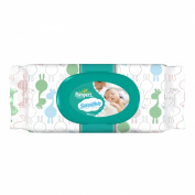 Pampers Sensitive Wipes 1X Fitment 64 Count