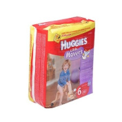 Huggies Little Movers Size 6 - 20ct