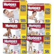 Huggies - Snug & Dry Nappies