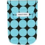 diapees & wipees - Blue Disco Dot