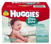Huggies Naturally Refreshing Baby Wipes 320 Ct