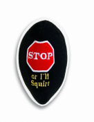 Sozo Stop Weeblock, Black/Red