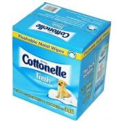 Kleenex Cottonelle Fresh Flushable Moist Wipes - 346 Moist Wipes