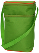 JL Childress Cooler Tote Bag with 6-Baby Bottle Capacity