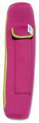 Hatch'd Neoprene Baby Food Protector, Magenta