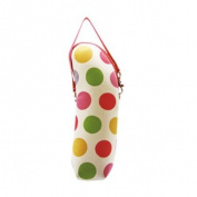 Dr. Betta Insulated Bottle Tote - Polka dots