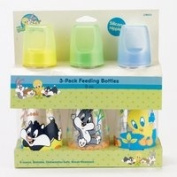Baby Looney Tunes 3-Pack Feeding Bottles