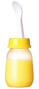 PIGEON Baby Weaning Bottle with Spoon
