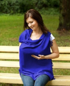 Jolly Jumper Pashmama Nursing Cover - Blue