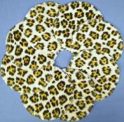 NuAngel Designer Washable Nursing Pads 100% Cotton - Leopard - Made in U.S.A.