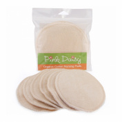 Pink Daisy Organic Cotton Nursing Pads