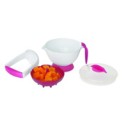 Infantino Steam and Smush Baby Food Maker