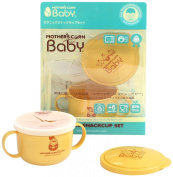 Eco My Friend Mother's Corn Baby Picnic Snack Cup Set