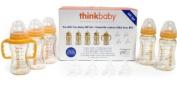 Thinksport 1205947 Insulated Sport Bottle - Purple - 350ml