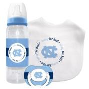 Caseys Distributing 1279901379 North Carolina Tar Heels Baby Gift Set