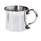 Lunt Pewter Classic Baby Cup, 180ml