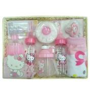 NEW Hello Kitty Baby Bottles Gift Set BPA Free