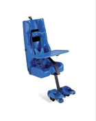 TumbleForms Carrie Seat with Tray and Footrest