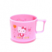 Sanrio Hello Kitty Design Kids Plastic Cup (Volume