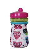 Kidzikoo Baby Bottle/Sippy Cup Insulator - Owls