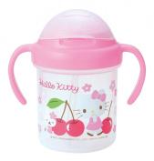 Hello Kitty Baby Toddler Kids Straw Cup Mug / Sanrio Japan