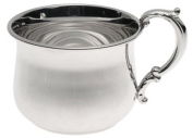Empire Sterling Silver Bulged Baby Cup