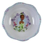 Disney Princess and the Frog Tiana Dinner Bowl - Princess Tiana Dinnerware - Princess and the Frog Tableware