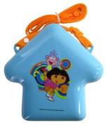 Dora The Explorer Plastic Storage Container - Nickelodeon Dora The Explorer Snack Container