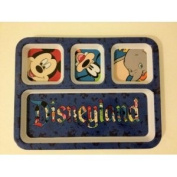 DISNEYLAND EXCLUSIVE Toddler Dinner Tray