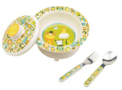Sugarbooger Covered Suction Bowl Gift Set, It's a Jungle
