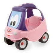 Handle Haulers Princess Musical Cosy Coupe