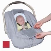 Jolly Jumper Sneak a Peek Sneak-a-Peek Infant Carseat Cover Deluxe