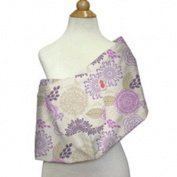 The Peanut Shell Classic Baby Sling, Dahlia Large/X-Large