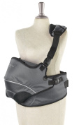 Quinny Curbb Hip Soft Baby Carrier, Black