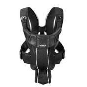 Black BabyBjorn Synergy Baby Carrier baby gift idea