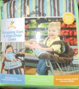Shopping Cart & High Chair Cover