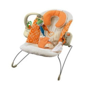 Fisher Price Dreamsicle Collection Heartbeat Bouncer
