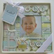 """Cudlie! Photo Album """"Baby Boy"""""""