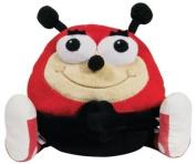 "Snuggle Smiles ""Busy Bug"" Plush Photo Album"