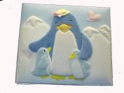 Baby Brag Book Photo Album-120 4 X 6 Photos - Keepsake Memory Photo Book for Baby First Year Babybook