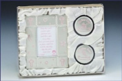 Baby Picture Frame and Keepsake Gift Box Set - Girl