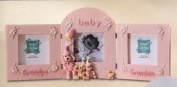 Grandparents and Baby Photo Frames - Girl